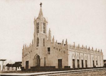 História da Igreja Matriz de Ipueiras - Por Bérgson Frota / Fortaleza