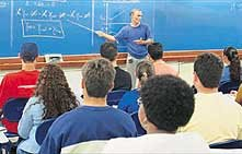 Ouvindo os professores - Marcondes Rosa de Sousa / Fortaleza