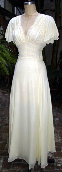The Trashy Diva Wedding Gown