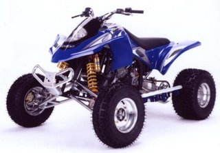 Non son coches, non son motos... son Quads
