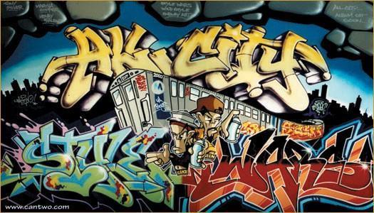 graffiti una palabra un tanto gastada hoy en da a cualquier cosa hecha con un spray se la llama graffiti a cualquier cosa pintada en una pared se la