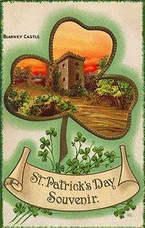 st. patricks day blarney castle