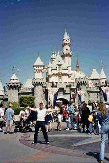 En Disneylandia. Como siempre