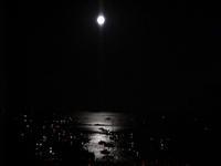 The full moon night