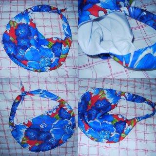 Bolsa que eu fiz para o swap-o-rama do Flickr.