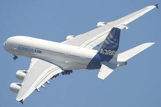 Airbus A380 the new Super Jumbo