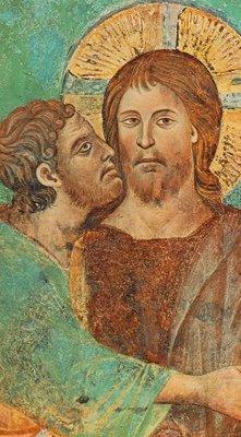 Judas Iscariote.