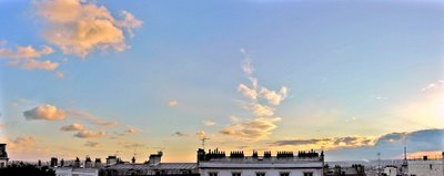 Las nubes... las maravillosas nubes...