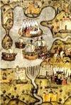 Darstellung Kreuzzug 12. Jhd