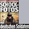Bild Soldat mit Schaedel