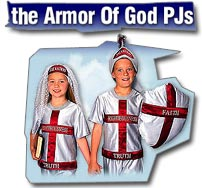 Armor of God Schlafanzug