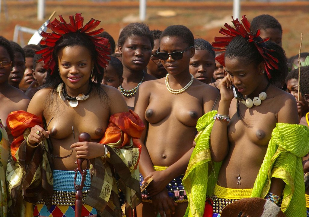 Olumide Fafore's Blog: PHOTOS: Swaziland Reed Dance August ...