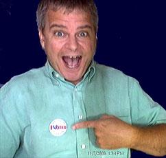 Dave Jackson Votes