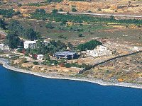 Capernaum from the Southeast by Bibleplaces.org