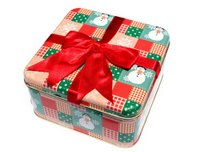 Christmas box by Darren Hester Online Pixelperfect.com