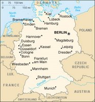 Germany by CIA factbook