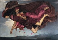Sleep and Night by Evelyn De Morgan