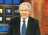 Pat Robertson on the 700 Club