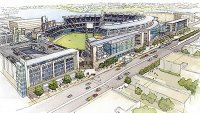 (Artist rendering courtesy of HOK/D.C. Sports & Entertainment Commission)