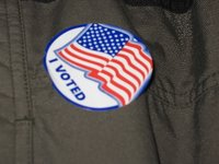 I voted sticker (c) dbyrd