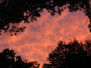 Manassas Sunset