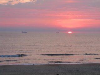 Sunrise, Virginia Beach, March 2006, DByrd