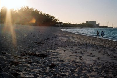 Cabbage Beach, Paradise Island, the Bahamas