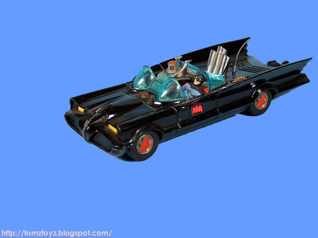 Bat Blog Batman Toys And Collectibles 1960 S Batman Batmobile