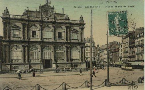 Photos historiques du réseau havrais (bus, tram, funi...) 48