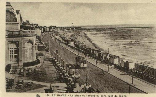 Photos historiques du réseau havrais (bus, tram, funi...) 53