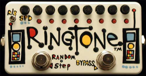 Music thing: New from Zvex - the Ringtone guitar pedal :  pedal guitar music zvex