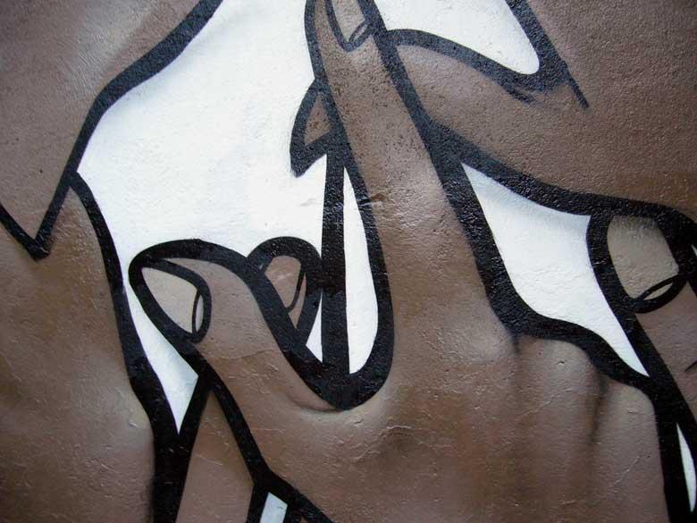 graffiti image captured in granollers, barcelona.