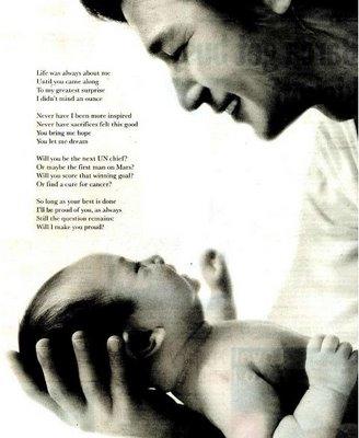 Seperti biasa, klik pada imej ayah dengan bayi ini untuk ke blog abahmuizz. Kita baca apa Abah Muizz tulis.