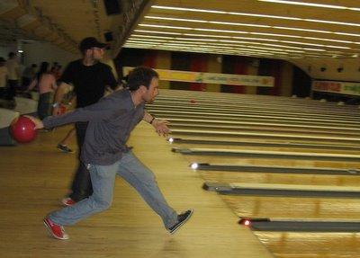 Nathan bowling