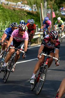 giro d'italia:the pink shirt
