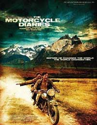 writer s blogk motorcycle diaries book and the film in the edition i have the cover page proclaims easy rider meets das kapital the times on the back cover it proclaims it s true marxists just wanna