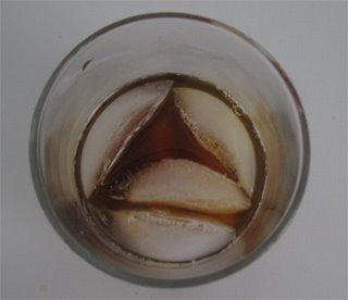 Café con el logo de Antena3
