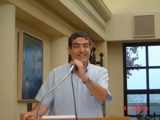 Arye Edrei speaking