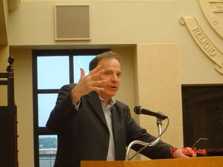Lawrence Kaplan speaking