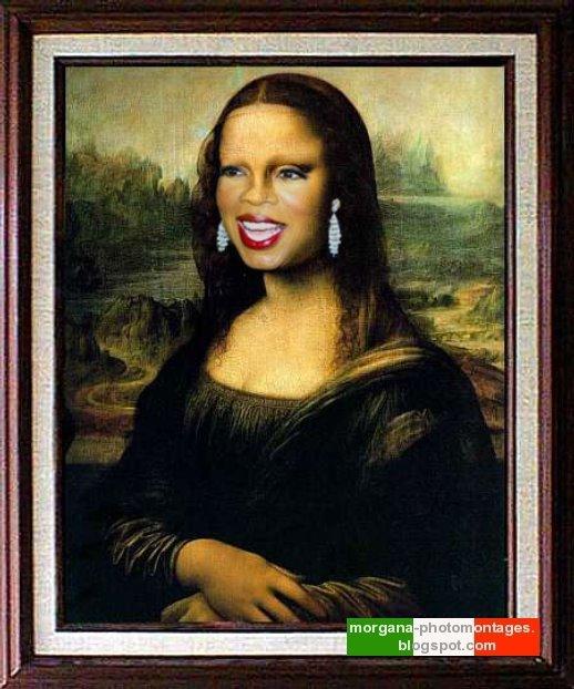 Monalisa Oprah Winfrey