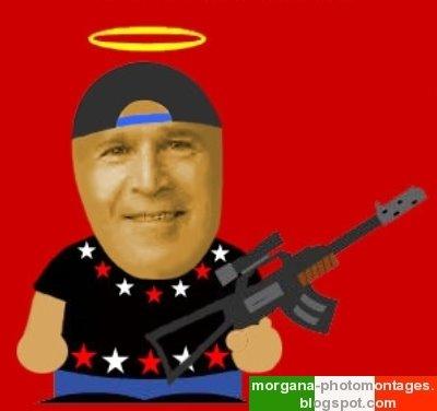 George Bush South Park