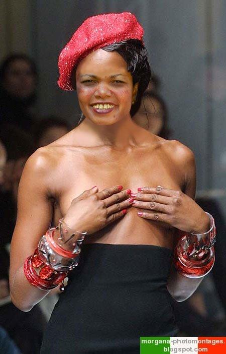 Condoleezza Rice model