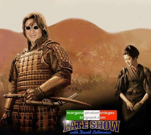 Paul Shaffer The Last Samurai