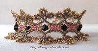 french beaded bracelet