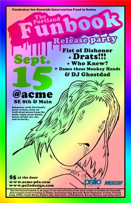 Funbook Release Party at ACME tonight!