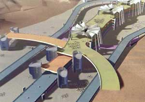 Proposed New Jamarat Bridge
