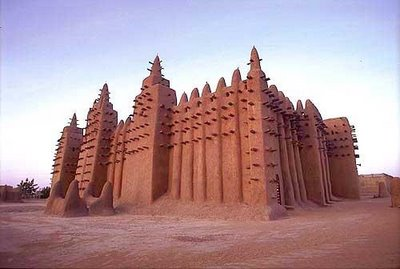 Great Mosque Mali
