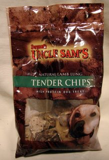 Dog Eats Rawhide Too Fast