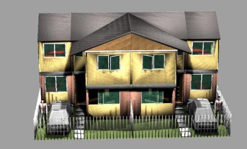 Vladimir brontis propuestas de nuevos tipos de vivienda for Modelo de casa segundo piso