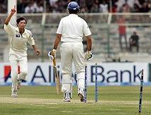 Asif's second-Laxman